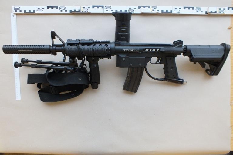 Sek Waffen