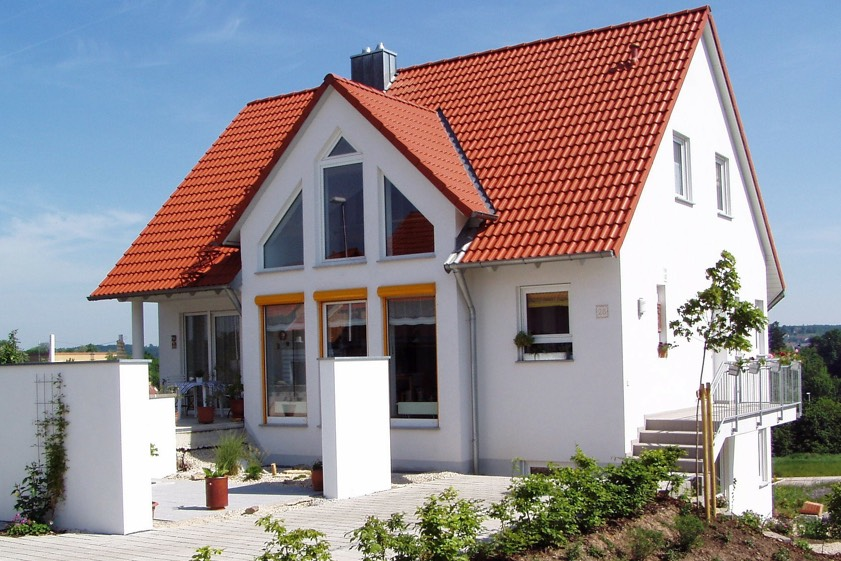 Superior Ein Neues Einfamilienhaus Im Kreis Pfaffenhofen Kostet Im