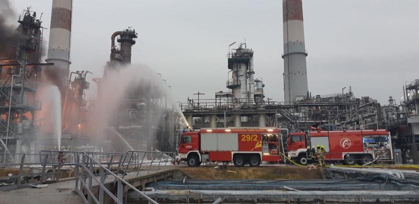 Vohburg Raffinerie